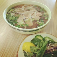 Photo taken at Pho Lover by Linchi K. on 5/6/2014