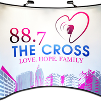 Photo taken at 88.7 The Cross by 88.7 The Cross on 11/6/2013