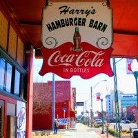 Photo taken at Harry's Hamburger Barn by Harry's Hamburger Barn on 11/7/2013