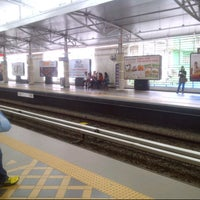 Photo taken at RapidKL Hang Tuah (ST3) LRT Station by Yudai S. on 5/4/2013