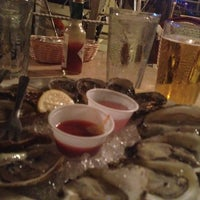 Photo taken at Alonzo's Oyster Bar by Jamie D. on 9/20/2012