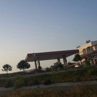 Photo taken at Kanizi Petrol Istasyonu by Hurol U. on 3/28/2014