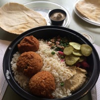 Photo taken at Mezza Lebanese Kitchen by şerife s. on 11/20/2015