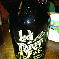 Photo taken at Lodi Beer Company by Jamie B. on 12/27/2012