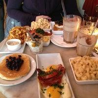 Photo taken at Café Klimt by Matt on 10/28/2012