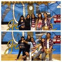 Photo taken at Jefferson High School by Angel L. on 5/2/2014