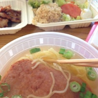 Photo taken at L&L Hawaiian Barbecue by Angel L. on 11/28/2013