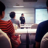 Photo taken at Asian Knowledge Institute (AKI) by Otto O. on 6/20/2013