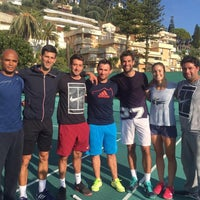 Photo taken at Monte-Carlo Country Club by Stefan D. on 12/29/2015