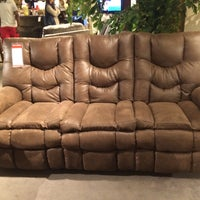 Photo taken at Mathis Brothers Furniture by Kim S. on 2/21/2016