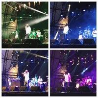 Photo taken at Lovebox Festival by D-J G. on 7/19/2015