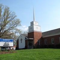 Photo taken at Harrison Christian Church by Harrison Christian Church on 11/6/2013