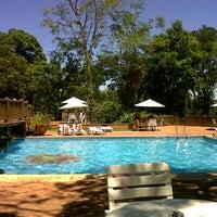 Photo taken at San Martin Hotel & Resort Foz do Iguaçu by Romina B. on 10/13/2012