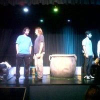 Photo taken at Teatro Bambalinas by Romina B. on 3/21/2014