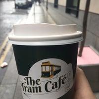 Снимок сделан в The Tram Café пользователем Tero A. 3/17/2017