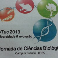 Photo taken at Laboratório de Biociências e Comportamento IFPA by Larissa S. on 12/12/2013