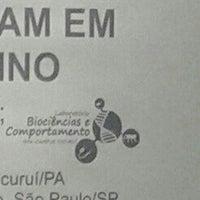 รูปภาพถ่ายที่ Laboratório de Biociências e Comportamento IFPA โดย Larissa S. เมื่อ 11/23/2013