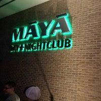 Photo taken at Māyā Day + Nightclub by EDM P. on 8/5/2013