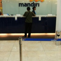 Photo taken at Bank Mandiri by Danny W. on 12/30/2013