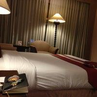 Photo taken at Chiangmai Grandview Hotel by Siriwan K. on 4/1/2013