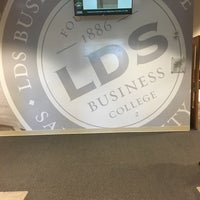 Photo taken at LDS Business College by David S. on 6/22/2016