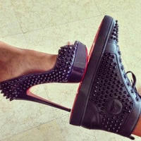 Photo taken at Christian Louboutin by Arie on 5/18/2015