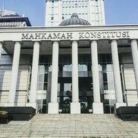 Photo taken at Mahkamah Konstitusi by Arie on 3/21/2016