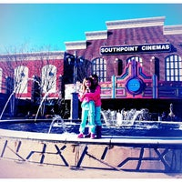 Photo taken at The Streets at Southpoint by Cris M. on 2/15/2013