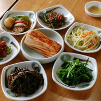 Photo taken at 한밭식당 by Ahn C. on 11/7/2013