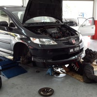 Photo taken at AR DI AUTO CARE SDN BHD by Norazlan J. on 11/8/2014