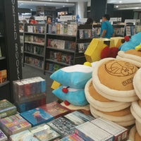 Photo taken at Gramedia by Wida G. on 3/18/2017