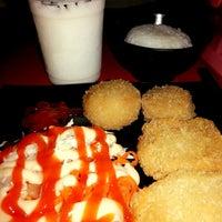 Photo taken at Otobento japanese fastfood by Siti M. on 4/11/2014