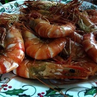 Photo taken at แดงอาหารทะเล by IMaam Zaa on 1/2/2013