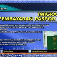 Photo taken at Kantor Imigrasi Kelas I Manado by waaakkzz on 11/25/2013