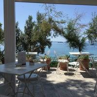 Photo taken at Restaurant Dvor by Rebecca G. on 7/15/2015