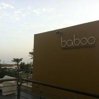 Foto tomada en Baboo Lounge & Restaurant por Sonia C. el 8/3/2013