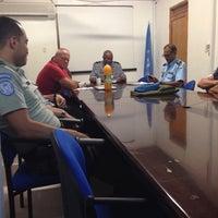 Photo taken at UN BASE by Tolga A. on 9/7/2014