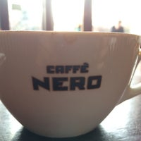 Photo taken at Caffè Nero by Ph.Ahmed . on 3/28/2014