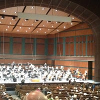 Photo taken at The Hult Center for the Performing Arts by Suzi S. on 10/19/2012