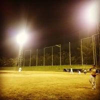 Photo taken at 毘森公園 by yasu on 7/21/2016