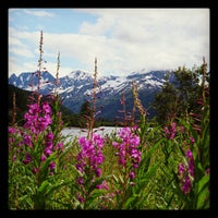 Photo taken at Hope, Alaska by Brian S. on 7/18/2015