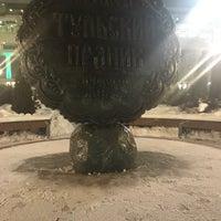 Photo taken at Памятник прянику by Anna P. on 1/30/2018