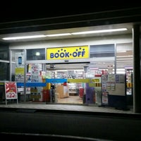 Photo taken at BOOKOFF 秦野渋沢店 by disk n. on 12/31/2015