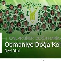 Photo taken at Doğa Koleji Tanıtım ve Kayıt Ofisi by Ismail M. on 6/15/2014