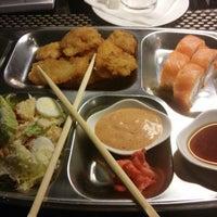 Photo taken at Nori Sushi Bar by Mihail P. on 3/30/2015