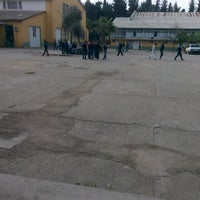 Photo taken at adana motor meslek lisesi by Mahir E. on 2/27/2014