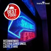 Photo taken at Pizzeria Senso Unico by Luigino D. on 6/8/2014