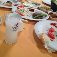 Photo taken at Mavi Beyaz Restaurant Cafe Bar by Emin S. on 1/30/2014