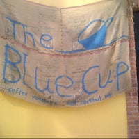 Photo taken at The Blue Cup by Dimitris T. on 4/13/2013