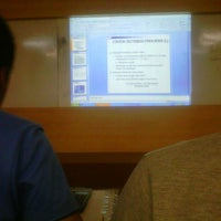 Photo taken at BINUS University by adli a. on 11/10/2012
